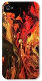 Burning Desire - Phone Case