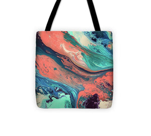 Drift Away - Tote Bag
