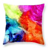 Expressions 4 - Throw Pillow