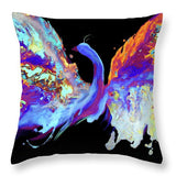 Fly Away - Throw Pillow