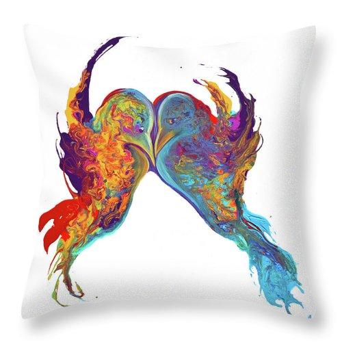 Forever And Always - Throw Pillow