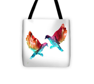 Heart And Soul - Tote Bag
