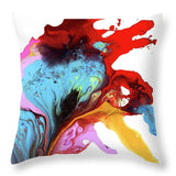 Heart Of A Dreamer - Throw Pillow