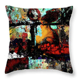 In My World - Throw Pillow