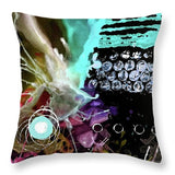 In Search Of - Throw Pillow