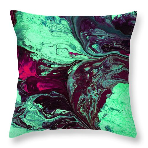 In The Twilight - Throw Pillow