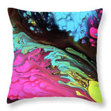 Leaps And Bounds - Throw Pillow