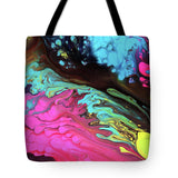 Leaps And Bounds - Tote Bag