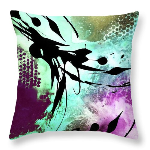 My Story - Throw Pillow
