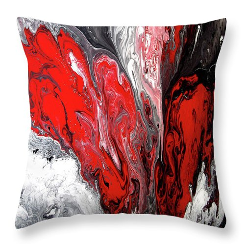 Redemption - Throw Pillow