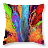 Soul Searching - Throw Pillow