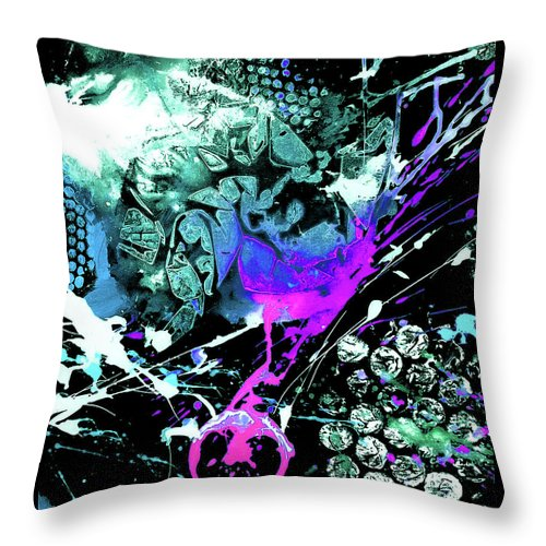 The Breaking Point - Throw Pillow