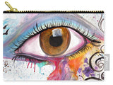 Through Her Eyes - Carry-All Pouch