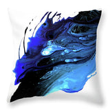 When The Last Tear Falls0 - Throw Pillow