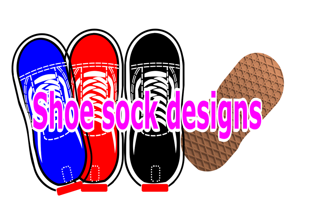 Vans Shoes svg,png for shoe socks