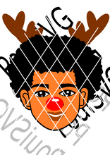 BlackBoy SVG cut file, Christmas  svg,