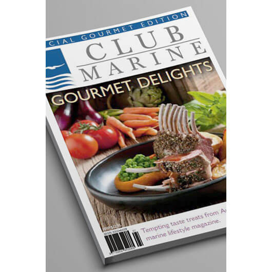 Club Marine Gourmet Cookbook