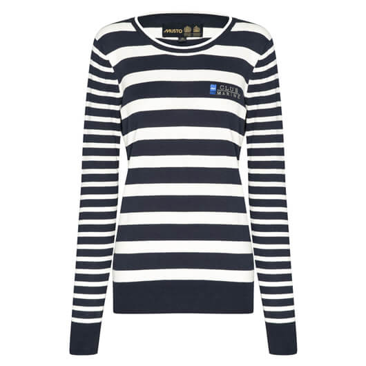 Ladies Millie Breton Stripe Knit