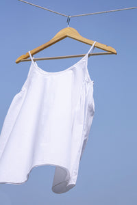 The Camisole Top - White