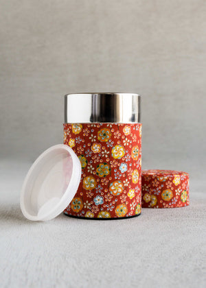 Akai tea container (small)