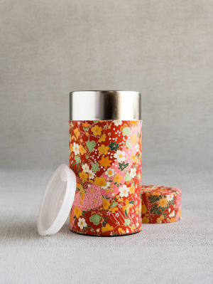 Sakura Tea Container (Large)
