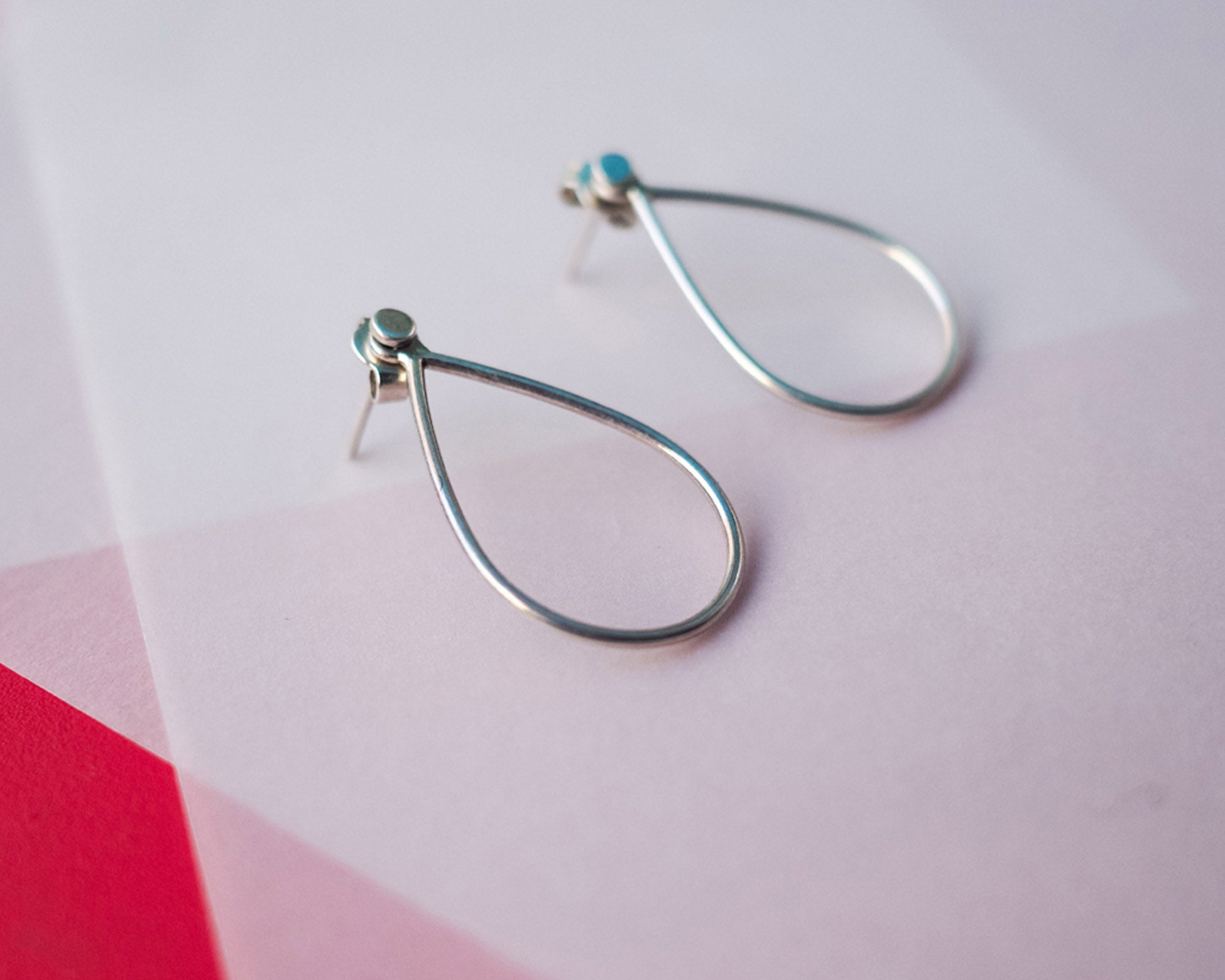 Detachable Drop Earrings