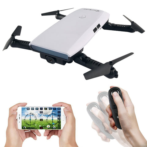 EACHINE E56 WIFI FPV Quadcopter With 2.0MP 720P HD Camera RC Foldable Selfie Pocket Drone APP Control RTF