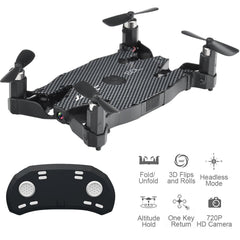 JJRC H49WH 6-Axis Mini Quadcopter WIFI FPV Drone with Camera 720P