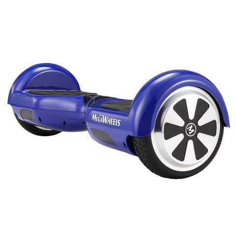 Megawheels Blue Hoverboard Self Balance Scooter with LED Lights UL2272