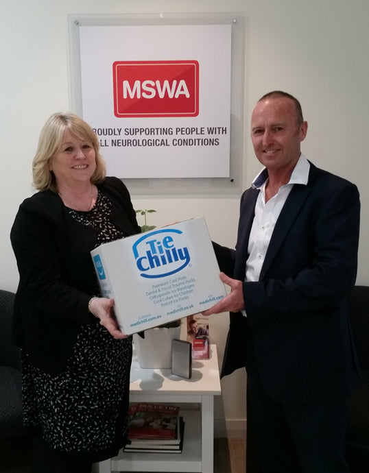 Australia's deadliest natural hazard is a heatwave - How Tie Chilly are helping MSWA prepare