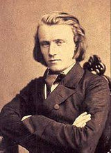 Brahms J., Sonata op.120 n.2 for viola/clarinet and piano, III mvt. (from bar 1 to 14), MM=82e