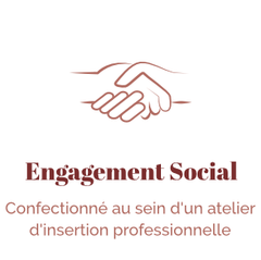 Le drap français s'engage socialement