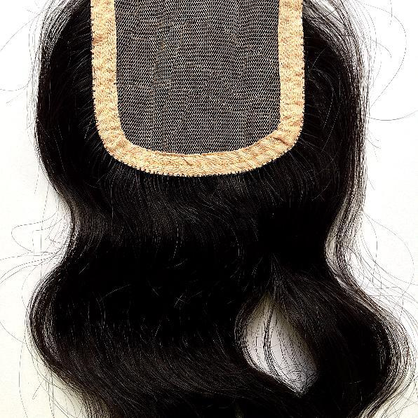 Pure remy 4x4 lace closure