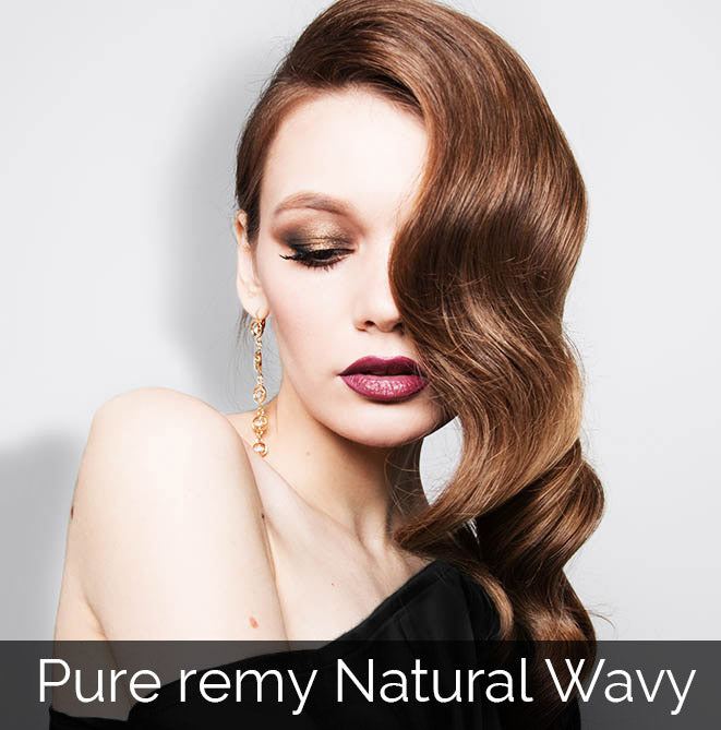 Pure Remy Natural Wavy