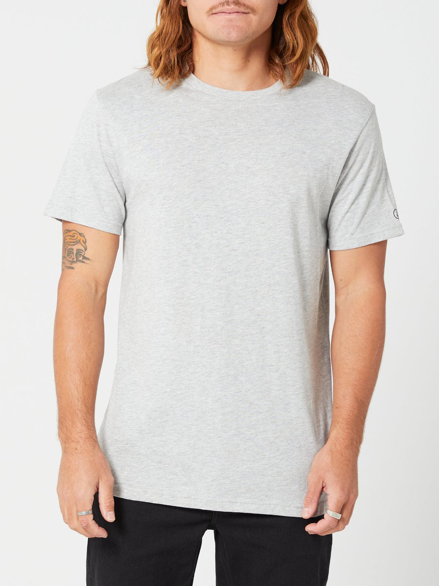 SOLID S/S TEE