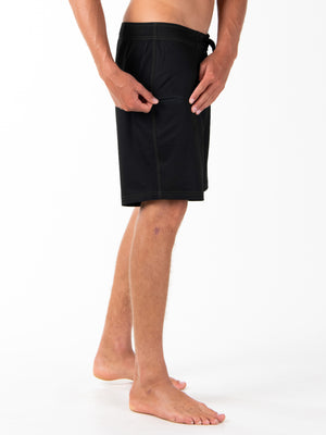 STILL SURFING TAPED BOARDSHORT