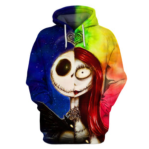 Jack and Sally 3D Full Printing