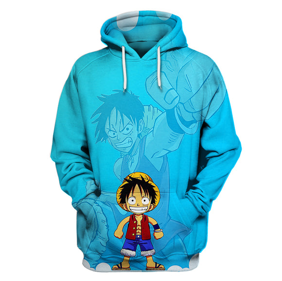 One piece 3D Full Printing