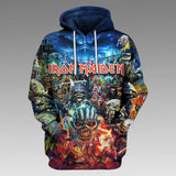 Iron Maiden 3D Full Printing