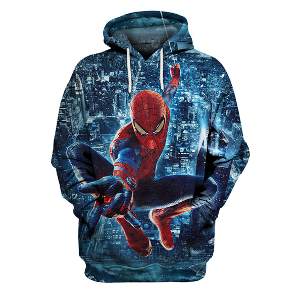 Spider Man 3D Full Printing
