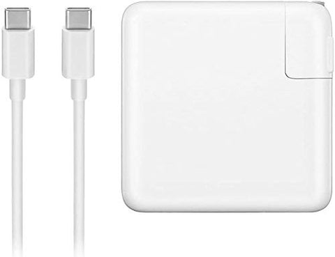 96W USB C Power Adapter Charger for MacBook Pro 16 inch 2019, MacBook Pro 15 inch 13 inch, MacBook Air 2018 with USB C Cable