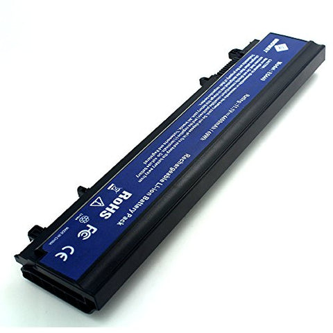Egoway Replacement Battery for Dell Latitude E5440 E5540 Model Part# N5YH9 VV0NF VVONF VJXMC 0M7T5F 0K8HC 1N9C0 7W6K0 F49WX NVWGM CXF66 WGCW6 (6Cell, 11.1V, 4400mAh)