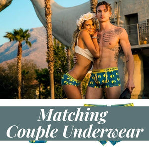 Matching Underwear for Couples