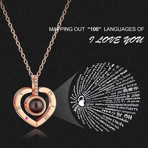 necklace that say i love you in hundred languages