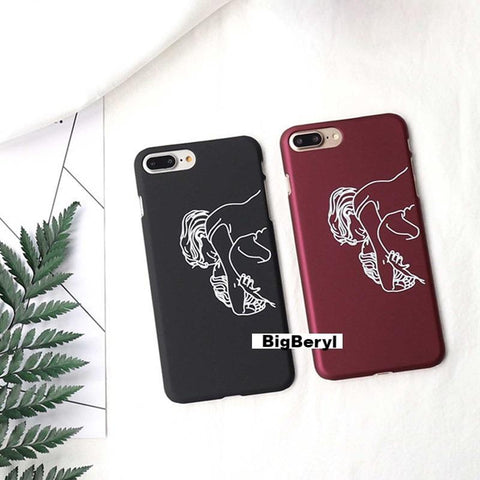 Matching iPhone Cases for Couples - BigBeryl