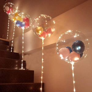 LED Balloon Lights | Luminous Balloons for Birthday Anniversary Party