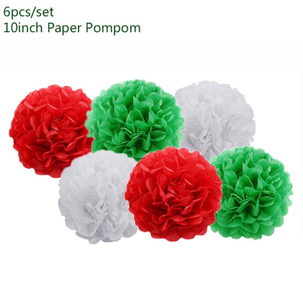 Christmas Party Decorations Supplies