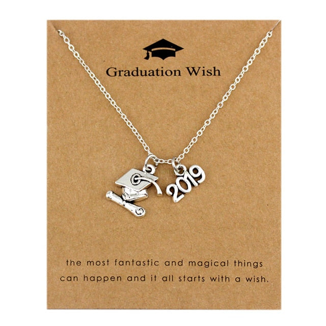 Graduation Party Favors | Charm Necklace 2019 2020 - BigBeryl
