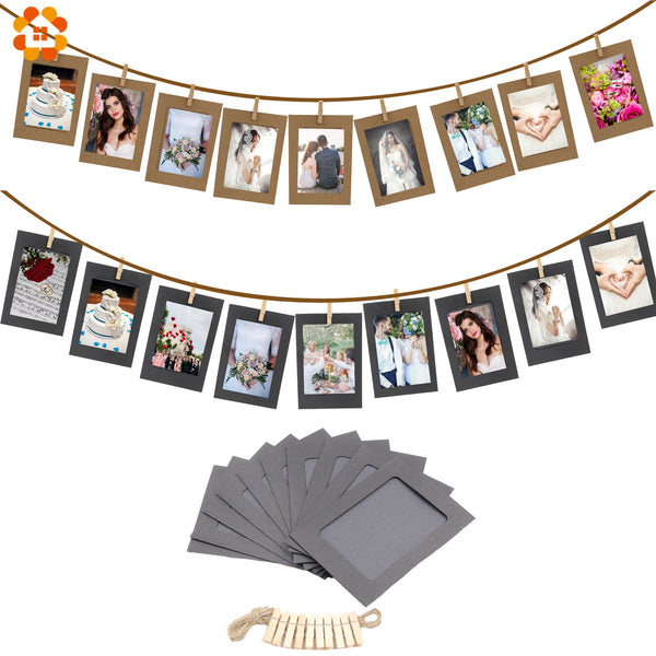 Birthday Photo Booth Props Decoration - 10 PCs - BigBeryl