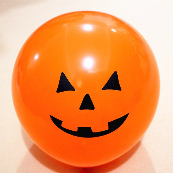 Halloween Latex Balloons Party Decorations 10 Pcs/Set - BigBeryl